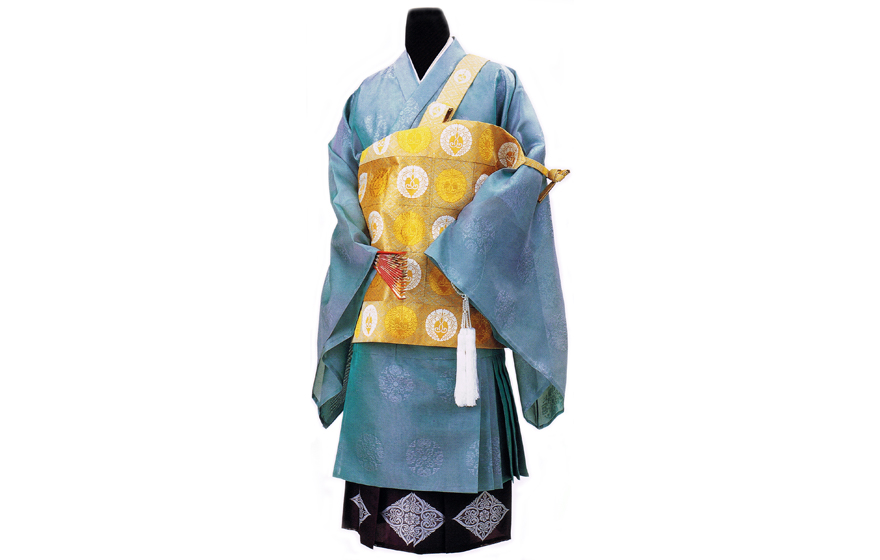 Traditional Brocade - Robe